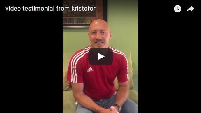 Video Testimonial From Kristofor Modern Family Dentistry