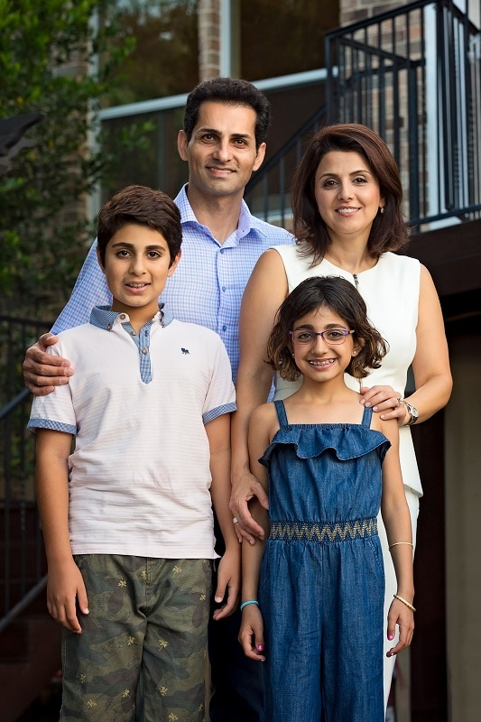 Austin Family Photo
